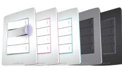 Tef dise o y calidad tapas de luz de alta gama editores - Modelos de interruptores de luz ...
