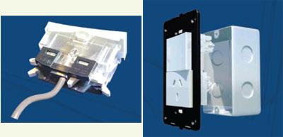 Tef dise o y calidad tapas de luz de alta gama editores - Tapas decorativas para contadores luz ...